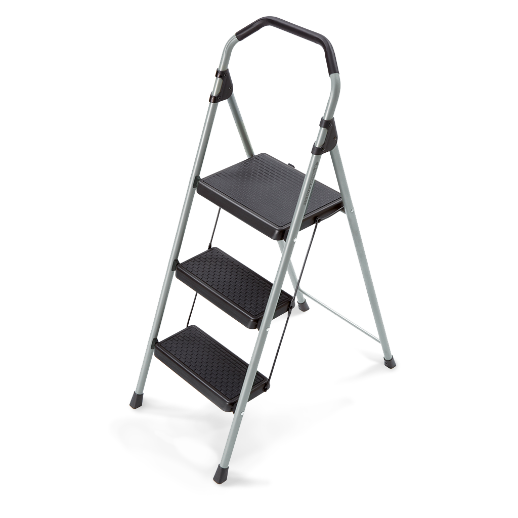 Gorilla Ladders Step Steel Step Stool With Lbs Entire