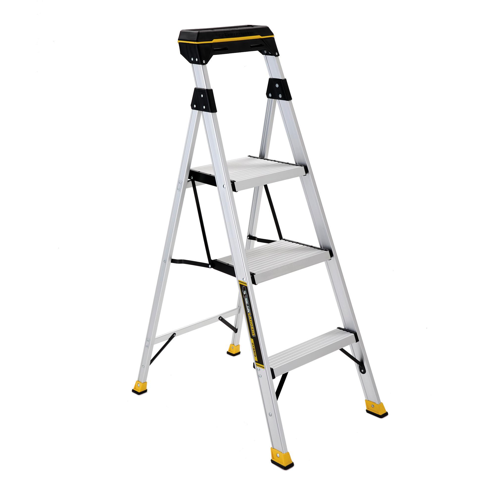 Gorilla Laddersgla 4xt Gorilla Ladders
