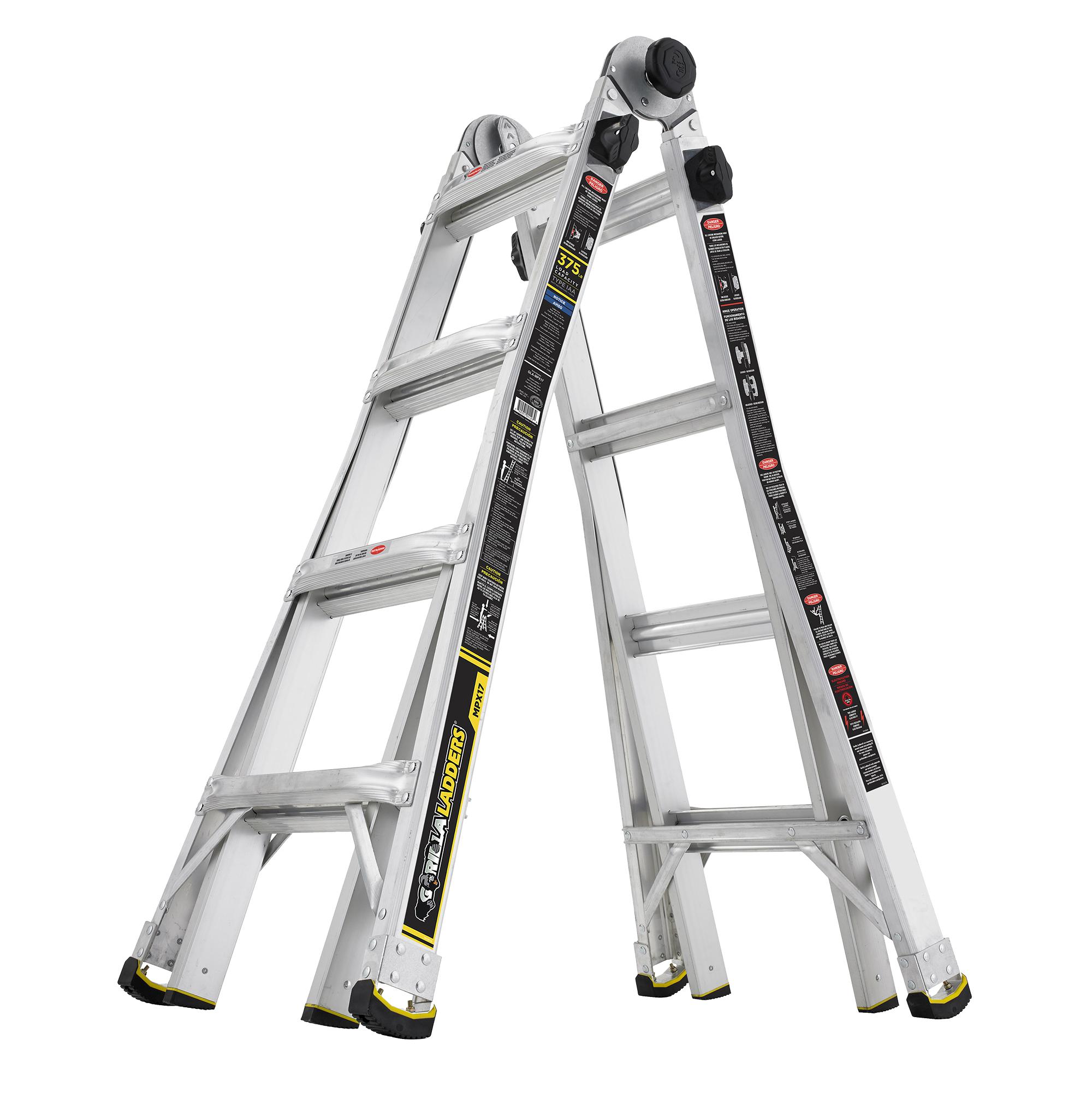 Gorilla LaddersGLMPX-17 / GLA-MPX17 - Gorilla Ladders