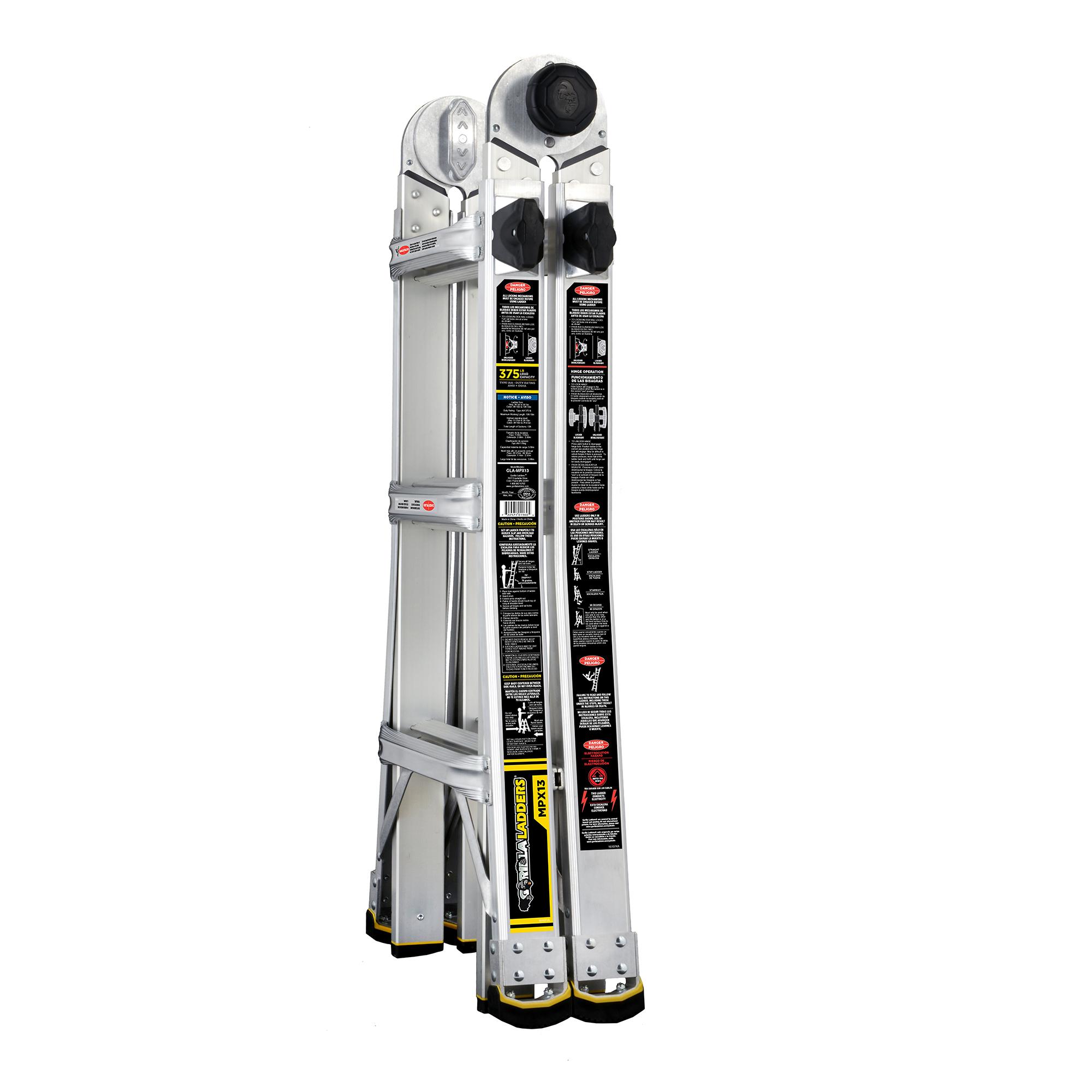 gorilla laddersmulti-position ladders